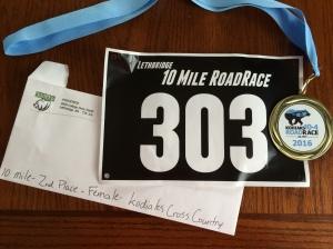 10 mile award